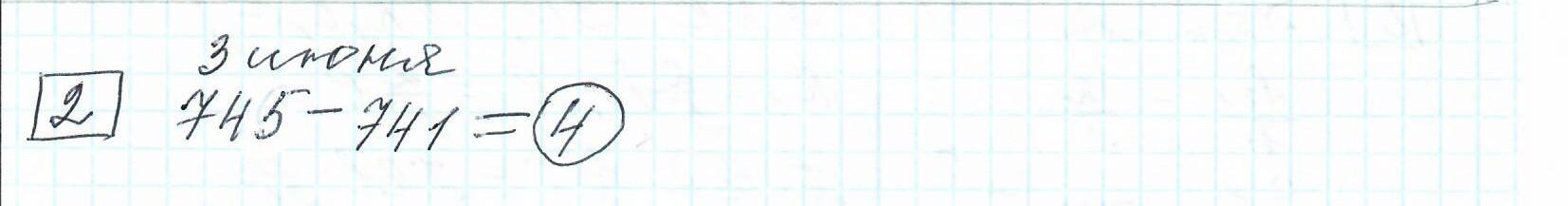 Задние 2, Вариант 5, решение и ответ - Ященко ЕГЭ 2019 математика профиль 36 вариантов