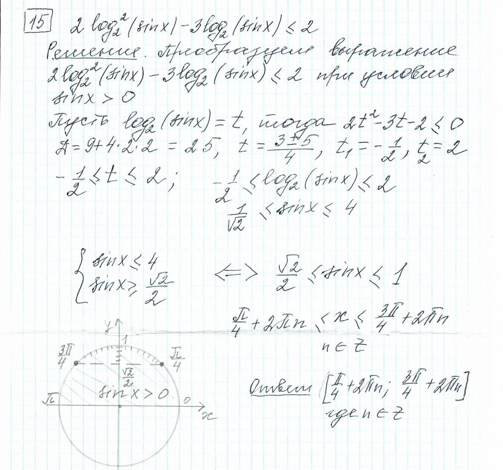 Решение задачи и 4 егэ по математике самостоятельное решение новых задач в процессе